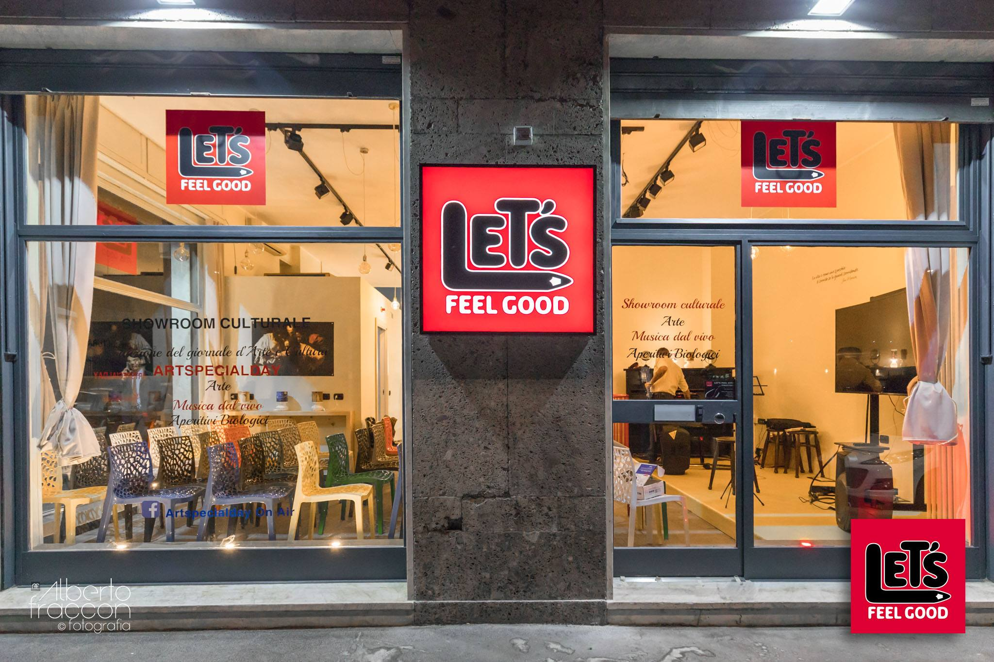 Il Locale Let's Feel Good Milano