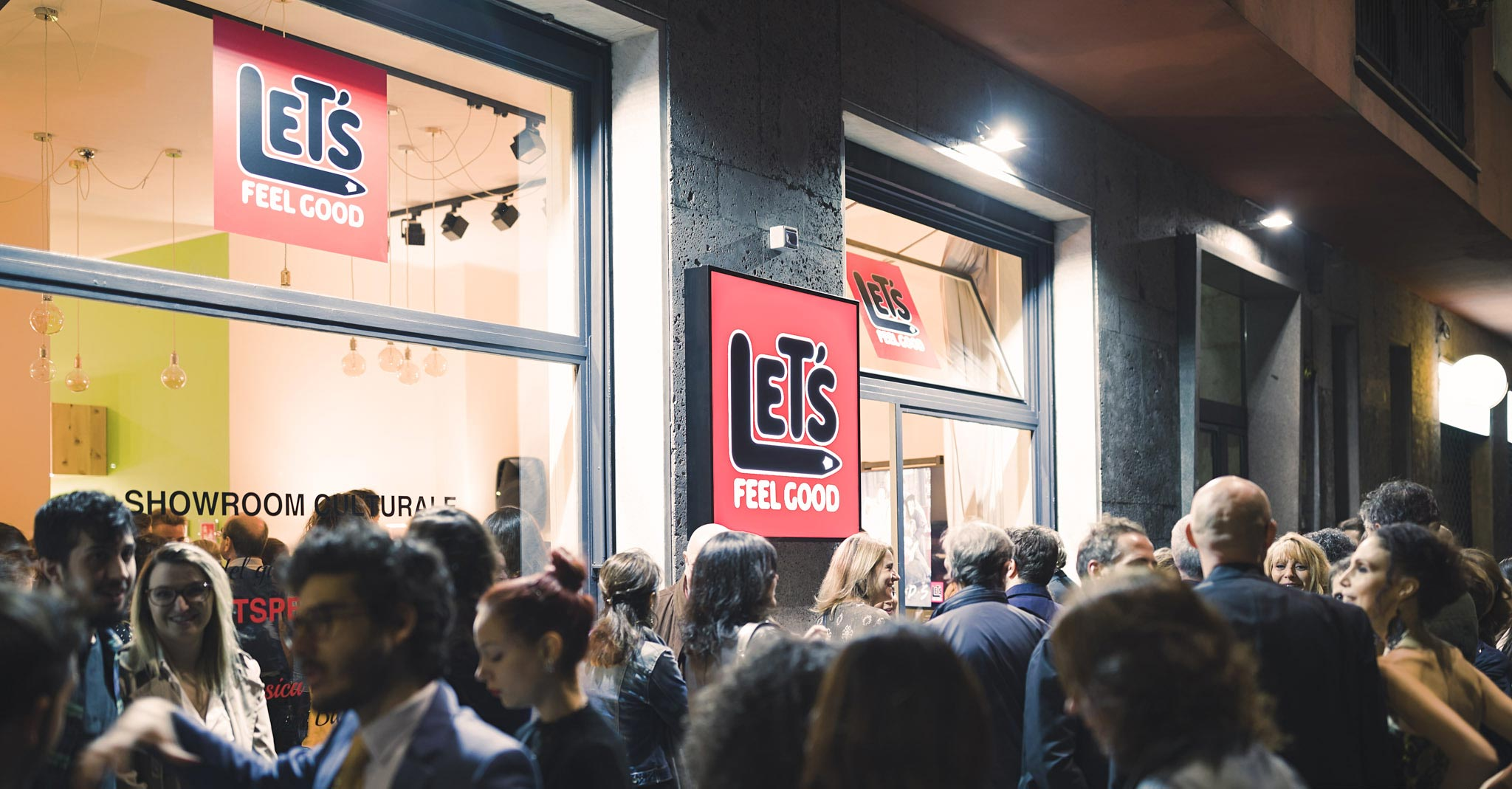 Let\'s Feel Good Milano | Showroom Culturale